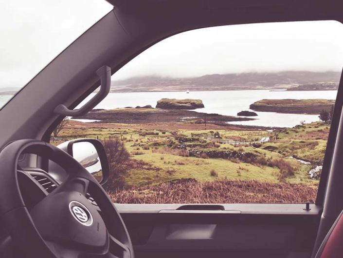 Lochs of Scotland - Campervan Rentals