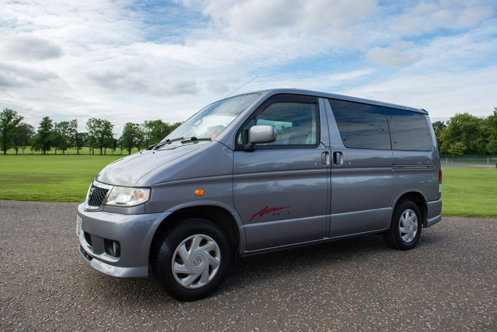 Cheap campervan hire Scotland
