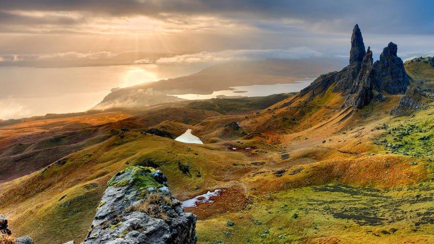 Edinburgh to Isle of Skye