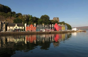 Tobermory - West Coast Scotland