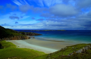 Discover stunning beaches and unknown Scotland