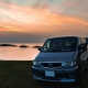 Campervan hire Scotland Mazda Bongo