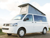 campervan hire scotland