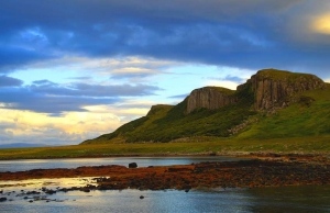 Discover stunning scottish landscapes by campervan