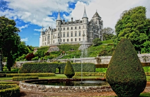 The magnificence of Dunrobin Castle