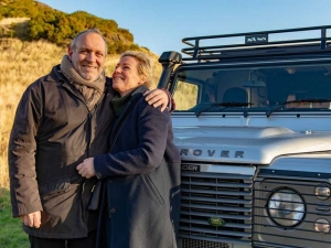 Rob & Alex - Big Sky Campervan Hire Scotland