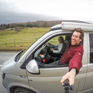 Scottish Road Trip Ideas