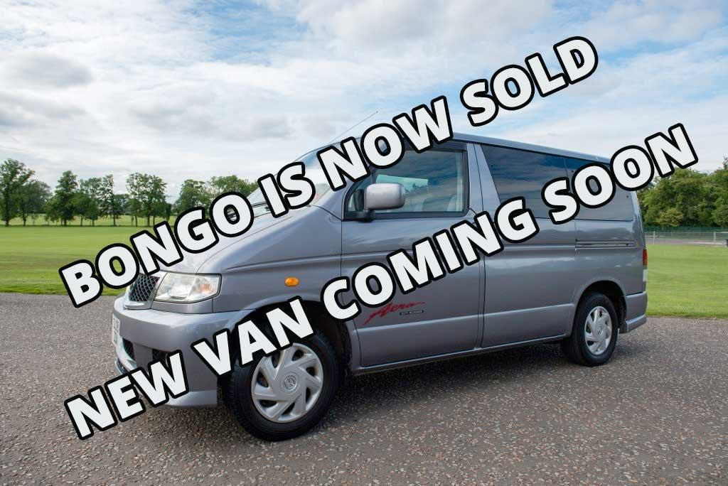 Bongo has now been sold